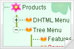 Highlight Tree Menu