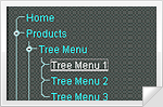 Tree Menu Samples